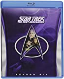 Star Trek: The Next Generation - Season 6 [Blu-ray]