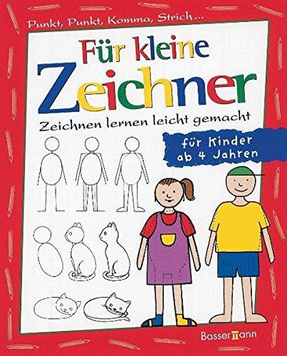 Für kleine Zeichner: Punkt, Punkt, Komma, Strich / Zeichnen lernen ...
