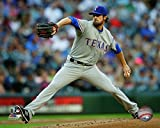 "Cole Hamels Texas Rangers 2015 MLB Action Photo (Size: 8"" x 10"")"