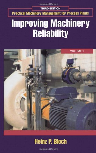 Pdf Transportation Improving Machinery Reliability, Volume 1 (Practical Machinery Management for Process Plants)
