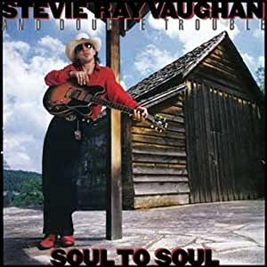 Stevie Ray Vaughan Double Trouble Soul To Soul Vinyl