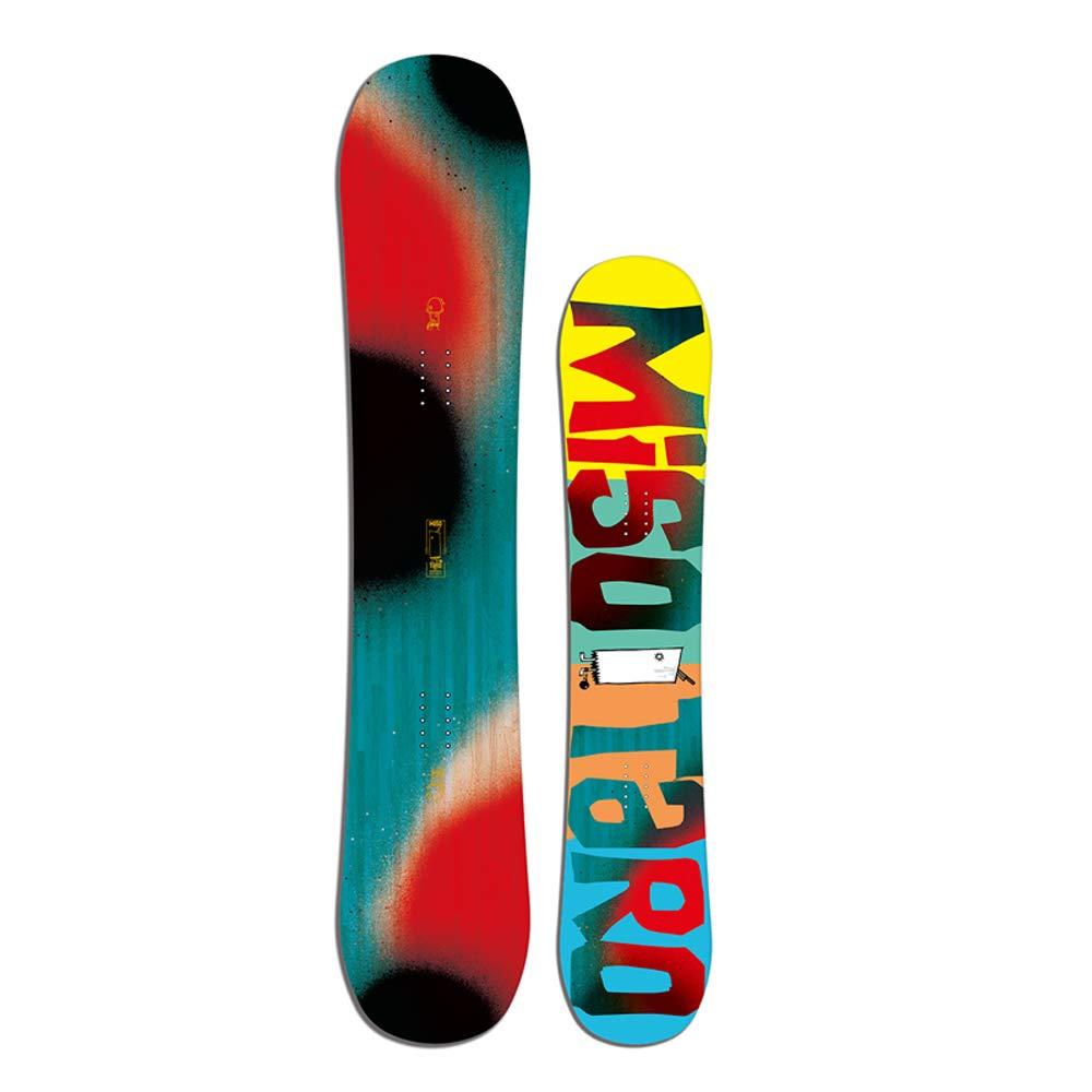 BXB(ビーエックスビー) スノーボード MISOTARO レッド 145cm