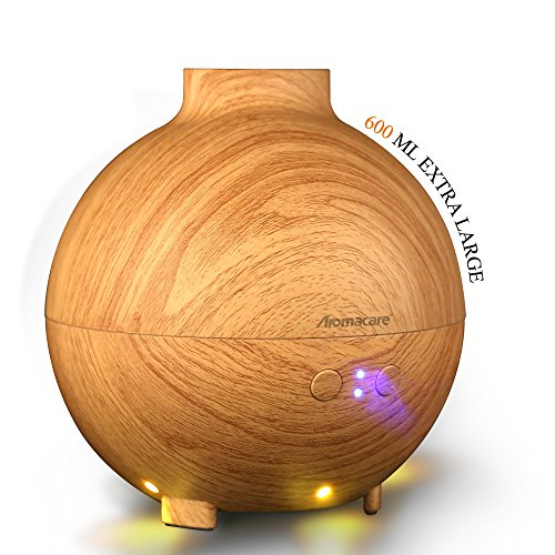 Why Should You Buy Large Aroma Globe Essential Oil Diffuser with Water 600ML , Aromatherapy Cool Mis...