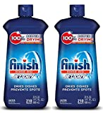 Finish Jet-Dry Rinse Aid, 23oz, Dishwasher Rinse