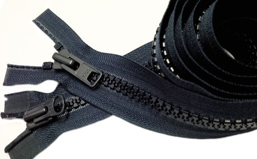 (Sport Parka Dual Separating Zipper 50