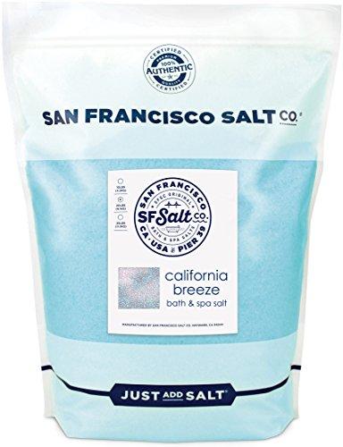 California Breeze Bath Salts 20lb Bag