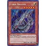 YuGiOh Legendary Collection 2 Single Card Cyber Dragon (Alternate Art) LCGX-E...