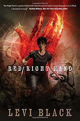 book cover of Red Right Hand