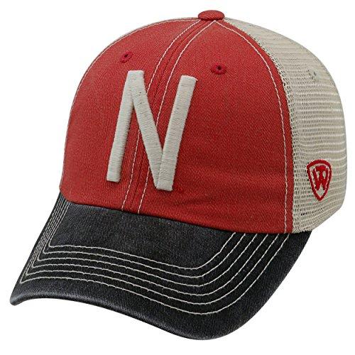 反応するいろいろNebraska Cornhuskersオフロードtri-tone Youth Adjustable Hat