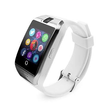 FSDRFRF Reloj Inteligente Bluetooth Smartwatch Fitness ...