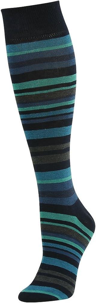 SUTTOS Mens Womens Unisex Knee High Soft Long Dress Socks,1-4 Pairs