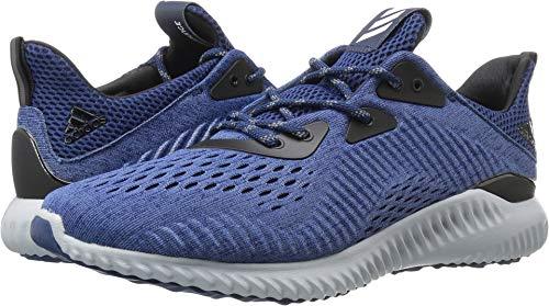 wholesale dealer a336c fd70b adidas Mens Alphabounce EM M Running Shoe, Collegiate NavyUtility BlackMystery  Blue