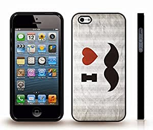 "iStar Cases? iPhone 4 Case with ""Honey badger don't care"" Funny, Grey Grunge Font on Textured, Honey Badger Design , Snap-on Cover, Hard Carrying Case (White)"