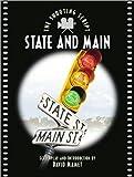 State and Main, David Mamet, 1557044562