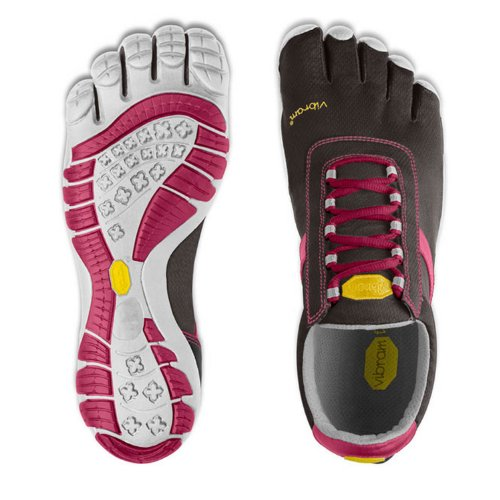 fiveFingers d'extérieur Black White chaussures Rose speed xC Vibram pwfdUvqv
