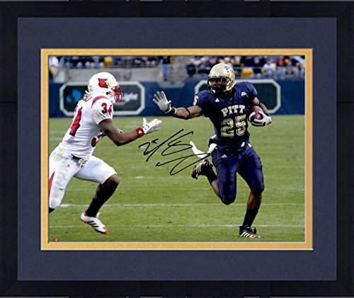 Framed LeSean McCoy Pittsburgh Panthers Autographed 16
