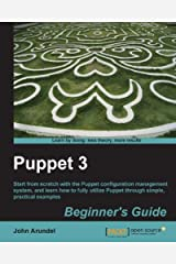Puppet 3 Beginner's Guide Kindle Edition