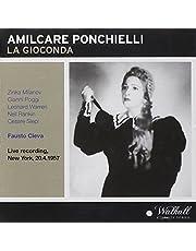 Milanov, Poggi, Warren, Rankin - Ponchielli: La Gioconda (1957)