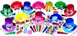 Elite Happy New Year Party Kit for 50