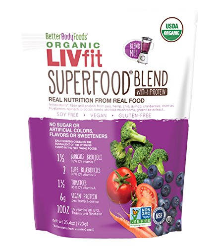 Superfood Organic Produced BetterBody Foods product image
