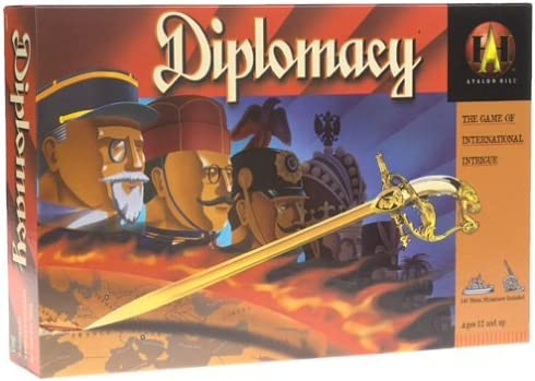 Diplomacy, le jeu de rôle vis et pense out of the box,