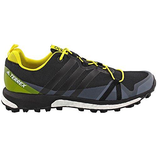 outdoor Terrex YELLOW adidas BLACK Agravic GREY Men's 7xEPqPw1