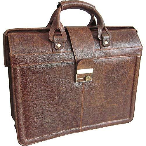 Board Apc - AmeriLeather APC Legal Leather Executive Brief (Waxy Brown)