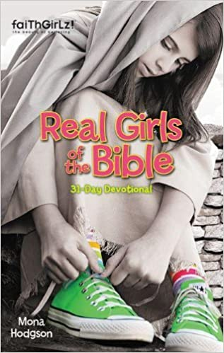 Kostenloser Download von eBooks als PDF Real Girls of the Bible: 31-Day Devotional (Faithgirlz!) in German PDF FB2 iBook by Mona Hodgson 031073018X