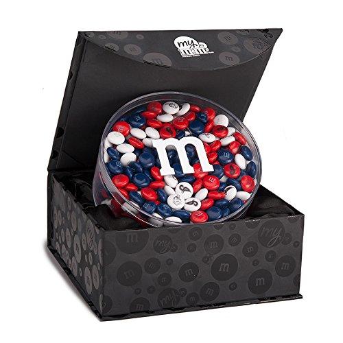 Cleveland Indians M&M'S Black Gift Box