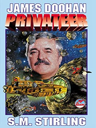 book cover of The Privateer