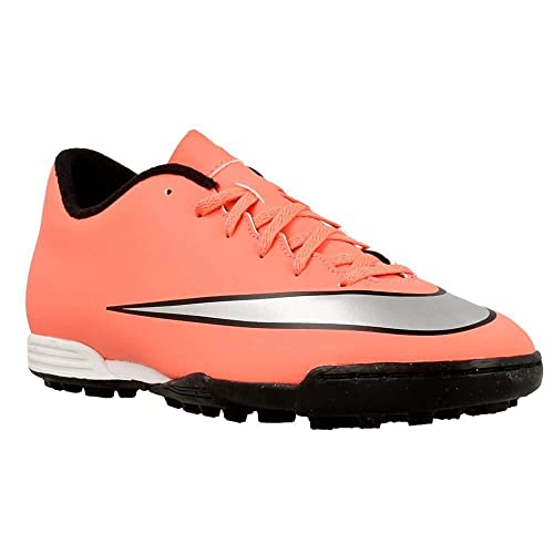 effeb77a76 Nike - Mercurial Vortex II TF - 651649803 - Color  Black-Red-Silver ...