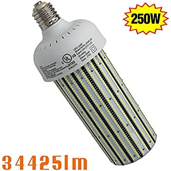 Nuoguan 250w Led Corn Light 1000w Mh Hps Hid Replacement