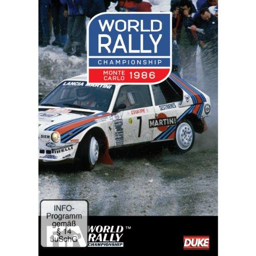 Carlo Balloon Monte - World Rally Championship Monte Carlo 1986 [Import anglais]