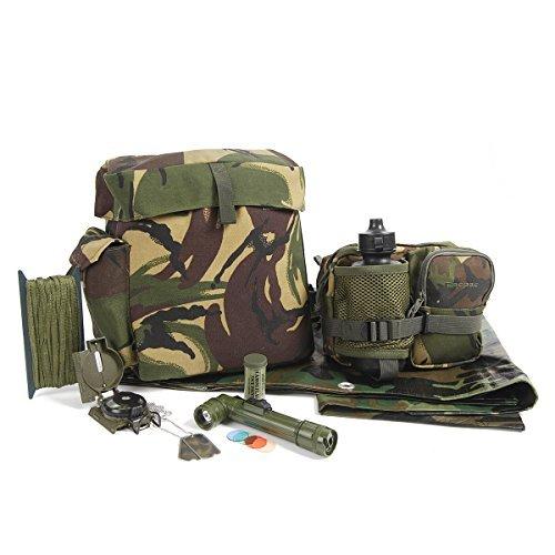 KAS Kids Army Outdoor Adventure Kit - Camouflage Den Kit ()