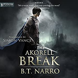 The Akorell Break Audiobook
