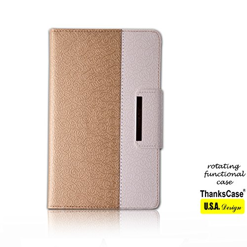 Thankscase Retina Rotating Wallet Pocket
