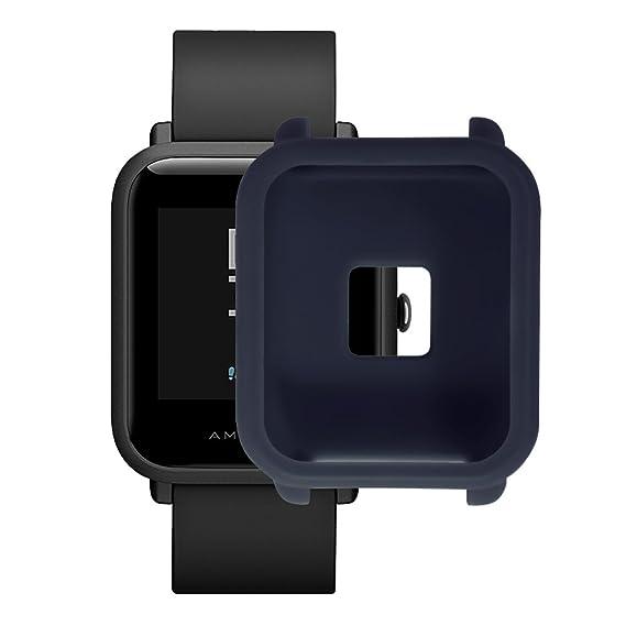 Amazon.com: Case Cover for Xiaomi Amazfit Bip Younth,Senter ...