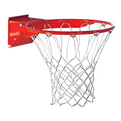 Breakaway basketball rims