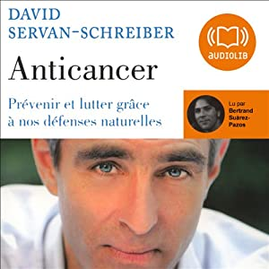 Anticancer | Livre audio