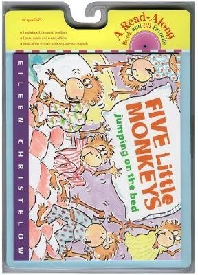 Download Five Little Monkeys Jumping on the Bed [With CD (Audio)][5 LITTLE MONKEYS JUMPING ON TH][Paperback] ebook