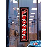 Bail Bonds LED Light Up Sign