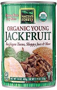 Native Forest Organic Young Jackfruit, 14 oz