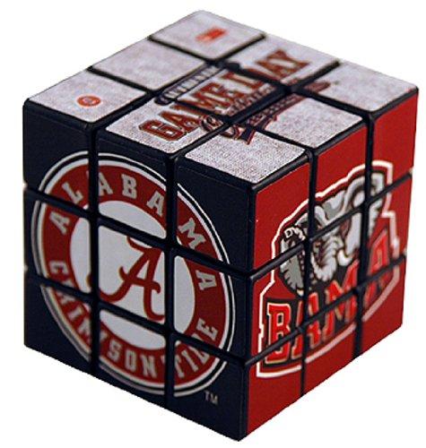 NCAA Alabama Crimson Tide Toy Puzzle Cube