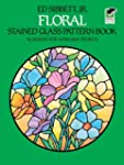 Floral Stained Glass Pattern Book (Do...