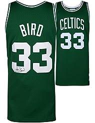 Larry Bird Boston Celtics Autographed Green Mitchell   Ness Swingman Jersey  - Fanatics Authentic Certified a4a033cd3