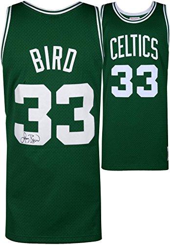 - Larry Bird Boston Celtics Autographed Green Mitchell & Ness Swingman Jersey - Fanatics Authentic Certified