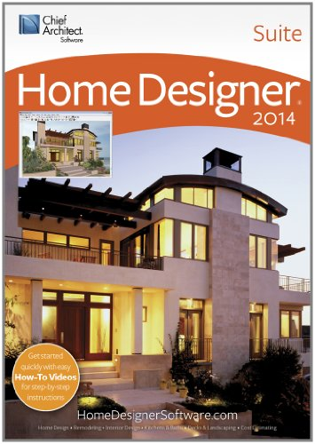 Home Designer Suite 2014 [Download] by Chief Architect