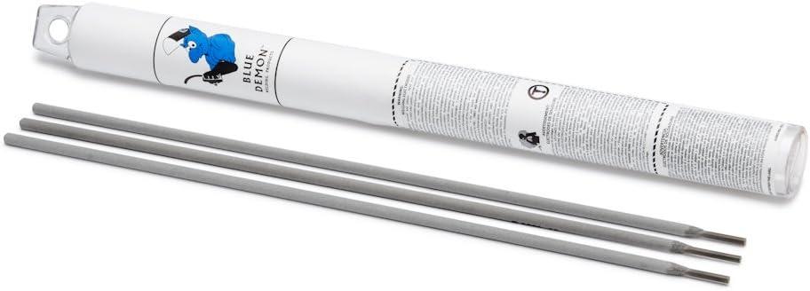 Blue Demon E309L-16 X 1//8 X 14 X 5LB Plastic Stainless Steel Arc Welding Electrode