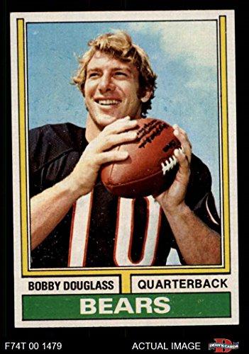 1974 Topps # 120 Bobby Douglass Chicago Bears (Football Card) Dean's Cards 7 - NM Bears (1974 Topps Football)