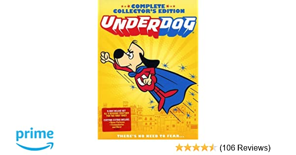 Amazon com: Underdog: The Complete Series: Wally Cox, George